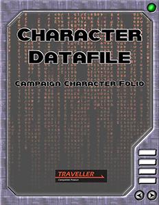 Character Datafile (MGT 1e)