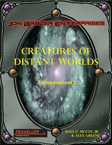 Creatures of Distant Worlds Compendium (MGT 1e)