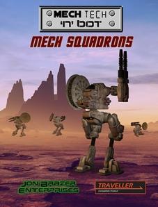 Mech Tech 'n' bot: Mech Squadrons