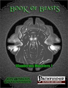 Book of Beasts: Wandering Monsters 1