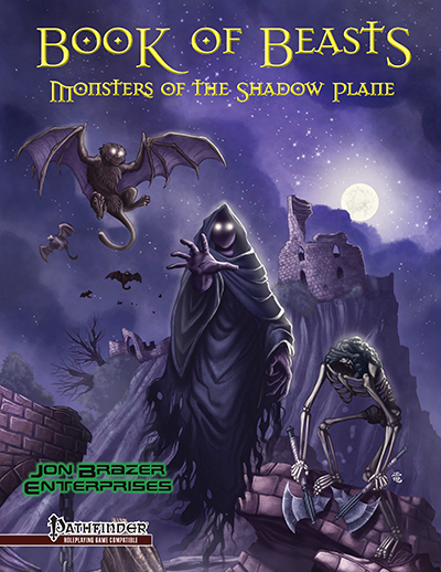 Book of Beasts: Monster of the Shadow Plane (PFRPG)