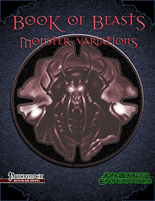 Book of Beasts: Monster Variations