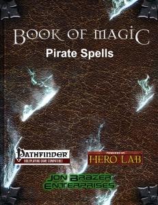 Book of Magic: Pirate Spells
