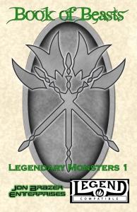 Book of Beasts: Legendary Monsters 1
