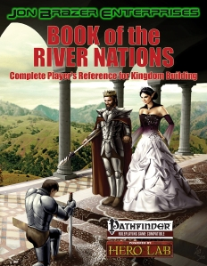 Book of the River Nations: Complete Players' Reference for Kingdom Building