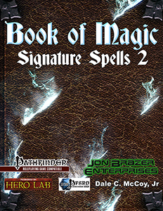Book of Magic: Signature Spells 2
