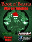 Book of Beasts: War on Yuletide (Pathfinder)