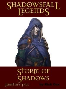 Shadowsfall Legends: Storm of Shadows