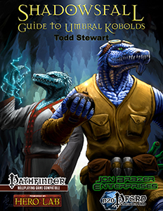 Shadowsfall: Guide to Umbral Kobolds (PFRPG)
