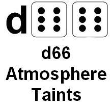 d66 Atmosphere Taints
