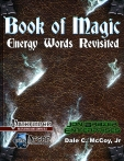Book of Magic: Energy Words Revisited (PFRPG)