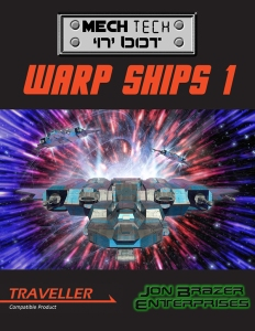 Mech Tech 'n' bot: Warp Ships 1