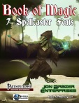 Book of Magic: 7 Spellcaster Feats (PFRPG)