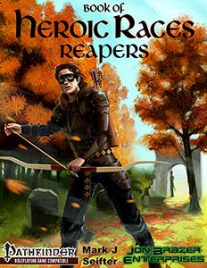 Book of Heroic Races: Reaper