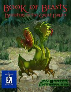 Book of Beasts: Monsters of the Great Druid (13th Age)