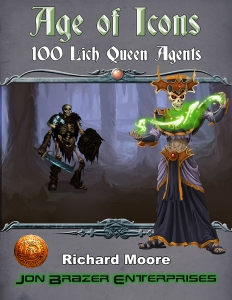 Age of Icons: 100 Lich Queen Agents