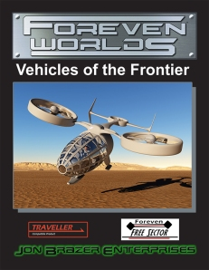 FW Vehicles of the Frontier