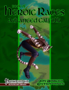 Book of Heroic Races: Advanced Catfolk