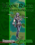 Book of Heroic Races: Advanced Changelings (Pathfinder)