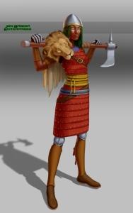 Elan Psychic Warrior