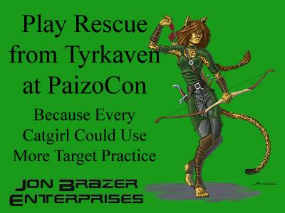 PaizoCon Catfolk 3