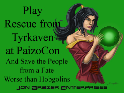 PaizoCon Changeling 1