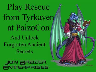 PaizoCon Wyvaran 1
