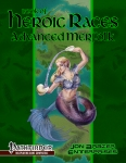 Book of Heroic Races: Advanced Merfolk (Pathfinder)