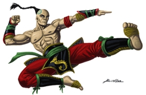 samsaran monk