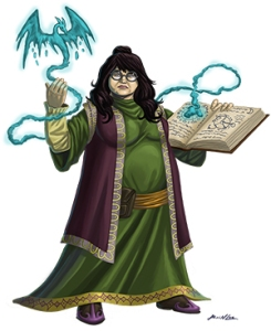samsaran wizardess