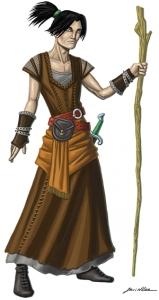 trans druid