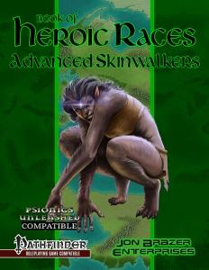 BoHR Advanced Skinwalkers
