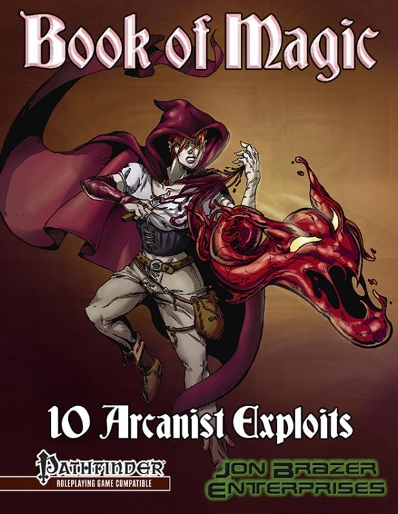 BoM 10 Arcanist Exploits