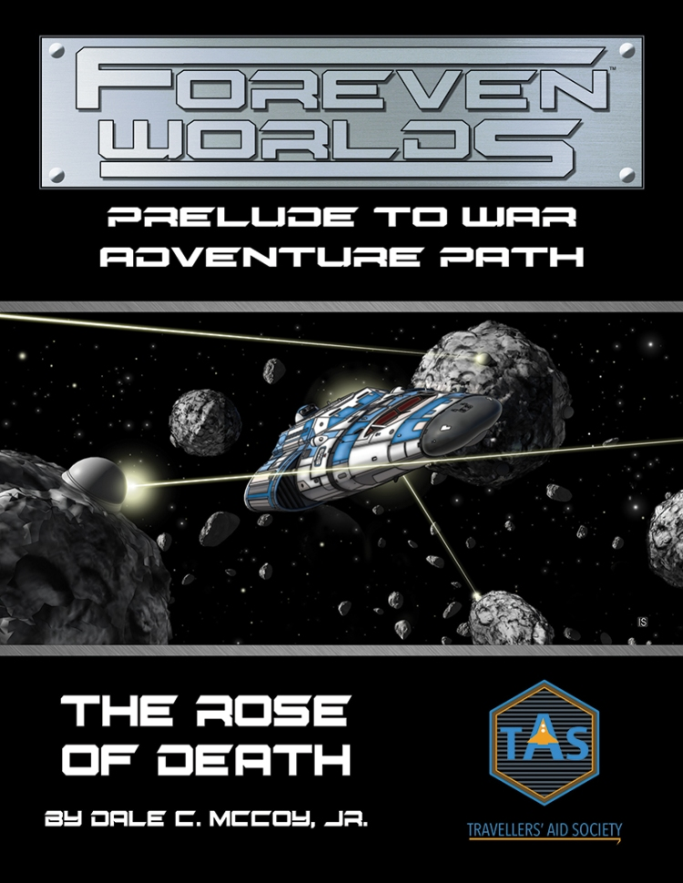 Foreven Worlds Prelude to War The Rose of Death