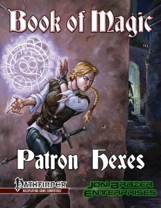 Book of Magic: Patron Hexes (PFRPG)