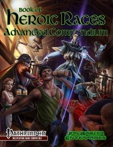 Book of Heroic Races: Advanced Compendium