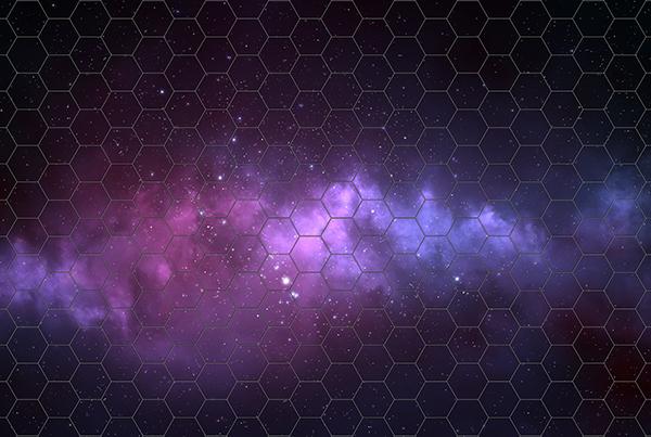 Star Battles: Hex Space Maps 2