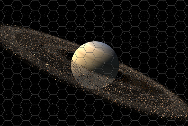 Star Battles: Hex Space Maps 1